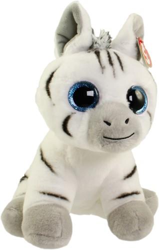 TY Pluche Zebra met Glitter ogen Stripes 24cm