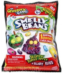 Blind Bag Grossery Gang Smelly Beans verzamelfiguren assorti