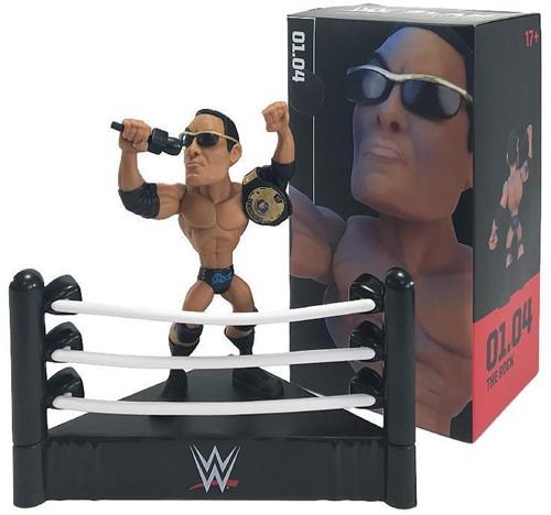 WWE The Rock Figure 10x18cm